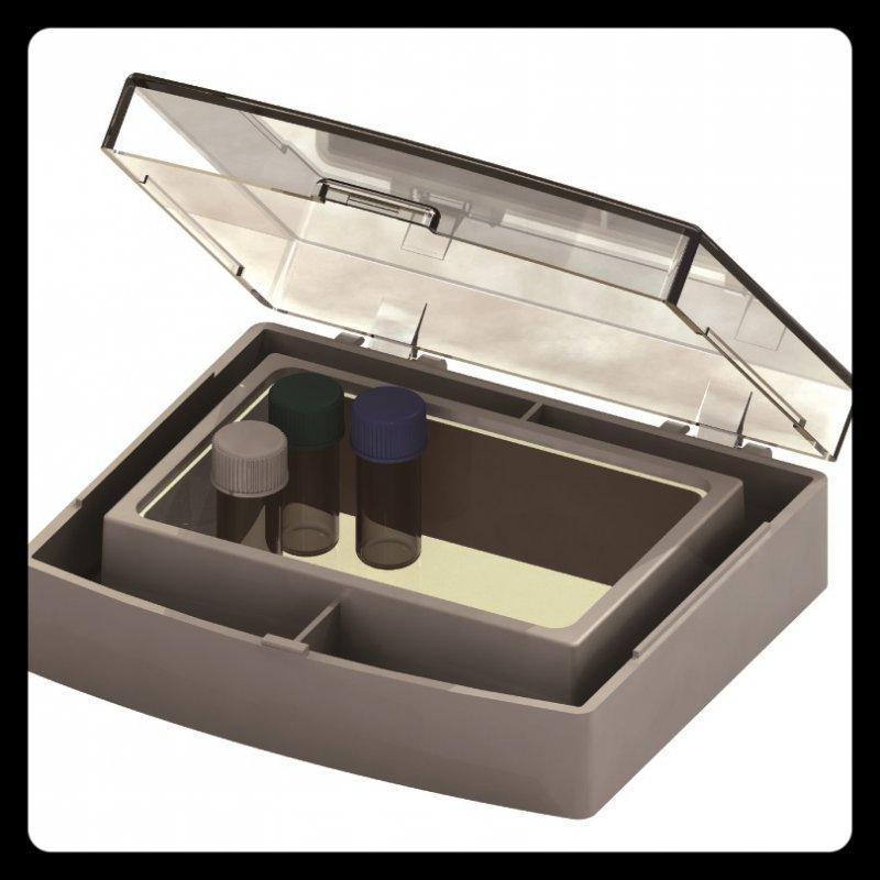 Zubehör - Wechselblock I - Wasserbadblock LxBxT 103x67x29 mm